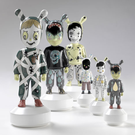 dezeen_The-Guest-by-Jaime-Hayon-for-Lladro_1
