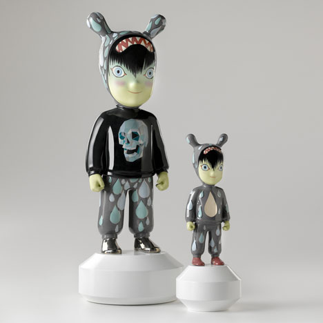 dezeen_The-Guest-by-Jaime-Hayon-for-Lladro_4