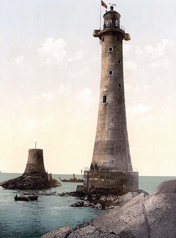 Lighthouse-Eddystone