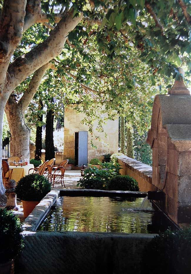patio provenzal
